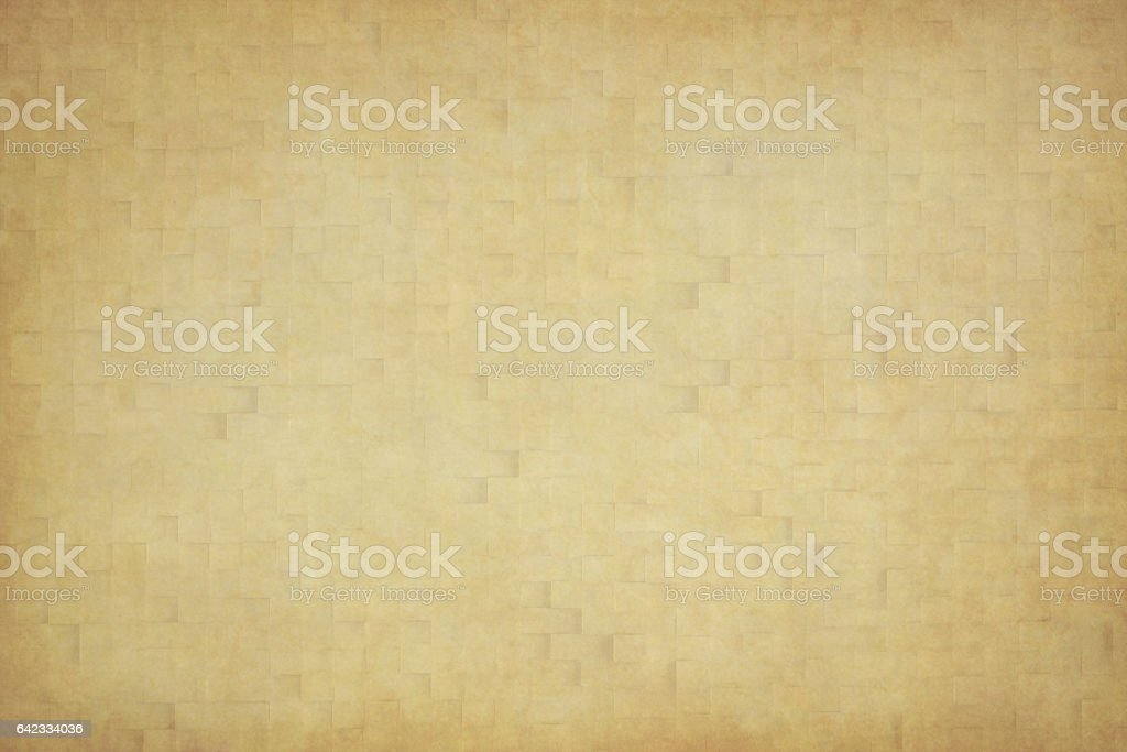 Background with geometric squares vector art illustration