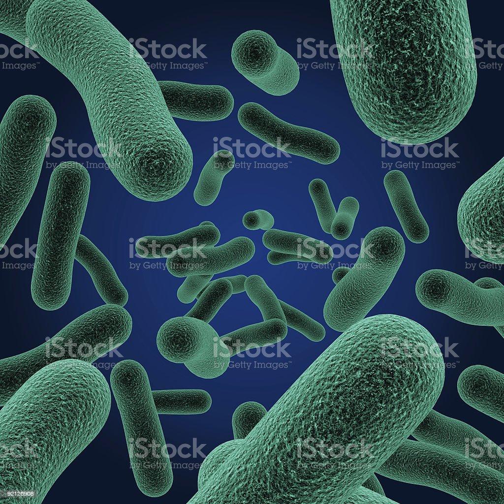 bacteria royalty-free stock vector art