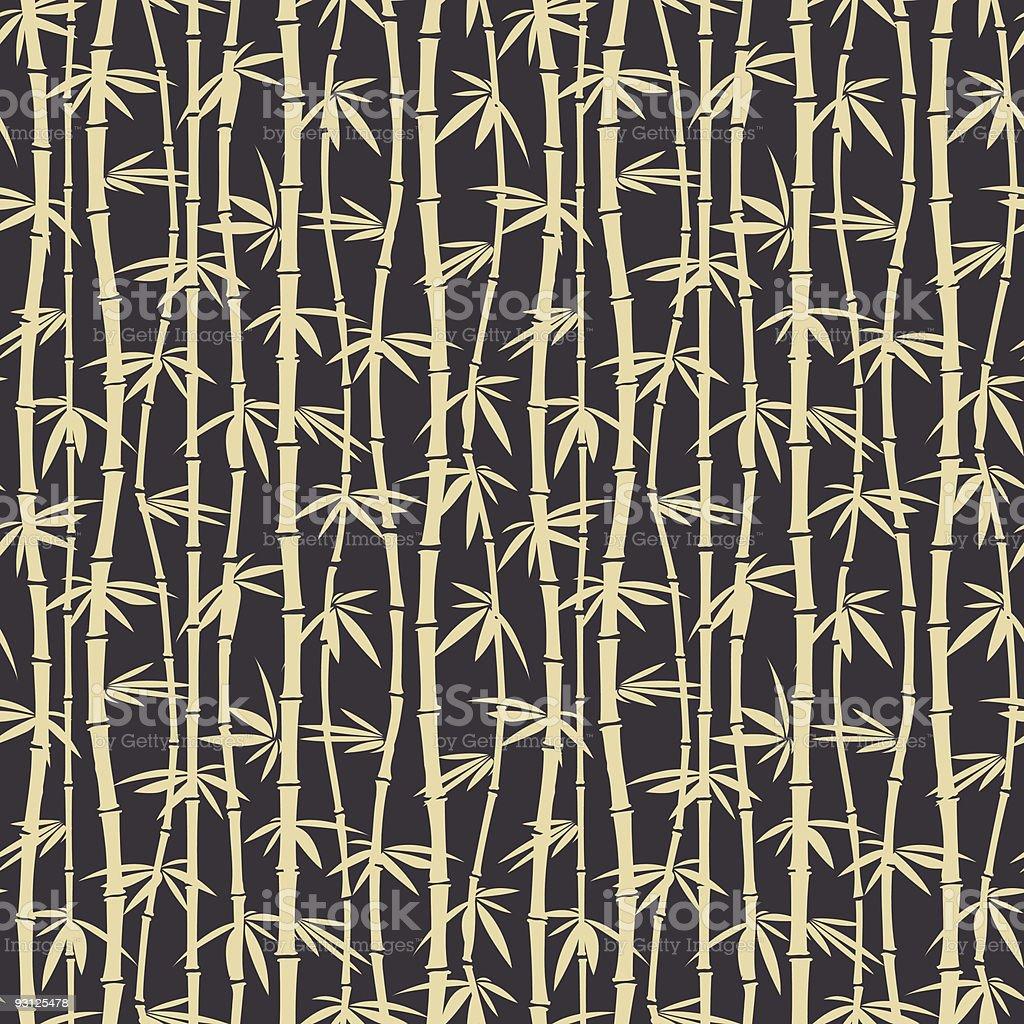bamboo pattern royalty-free stock vector art
