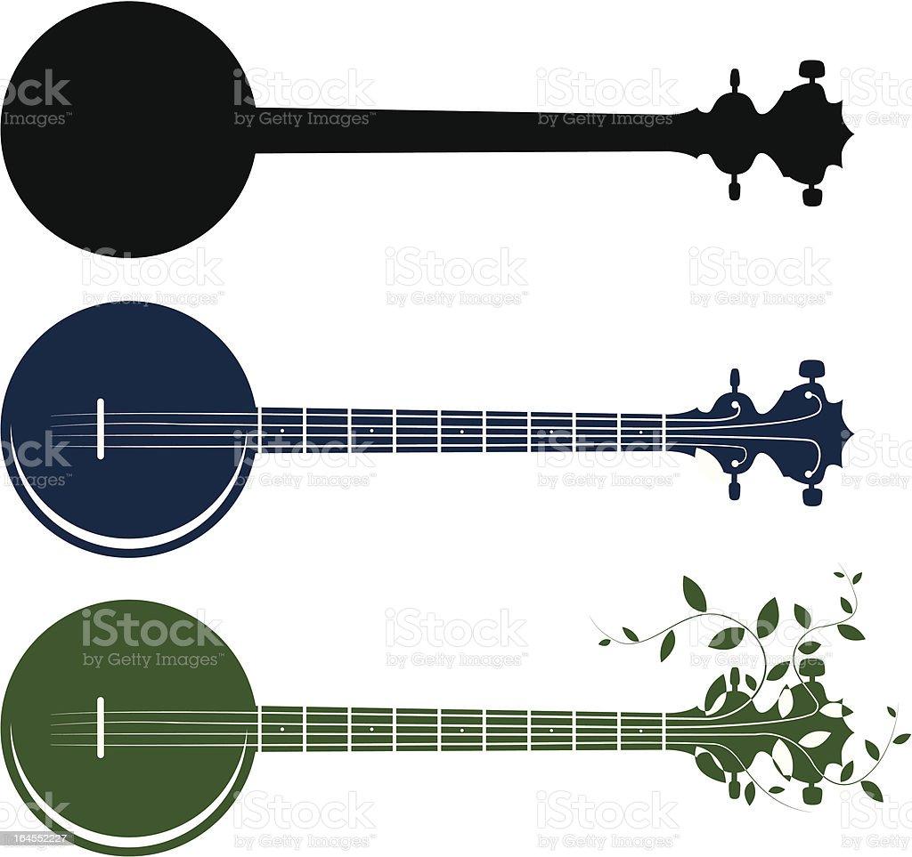 banjo clip art  vector images   illustrations istock bluegrass clipart images bluegrass clip art floral images