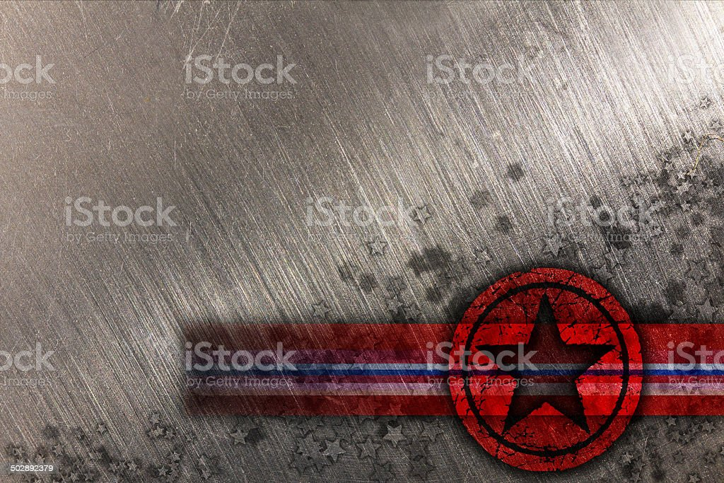 Banner for the brave royalty-free stock vector art