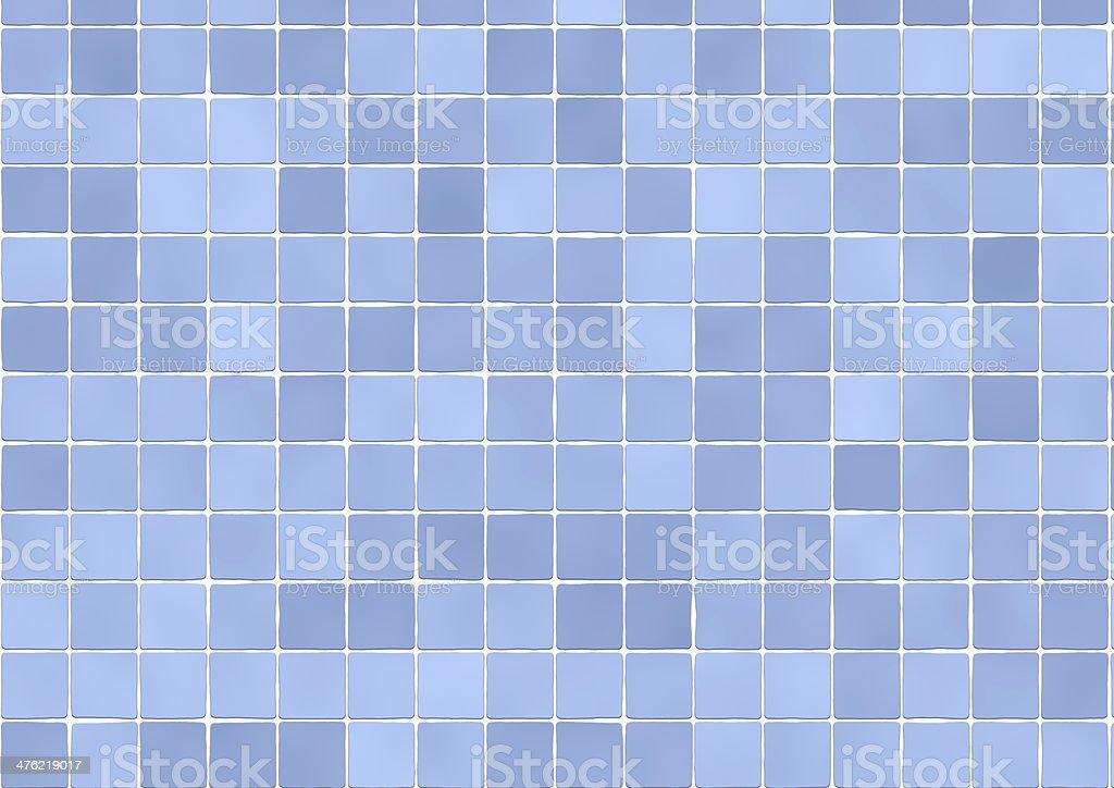 Bathroom Tiles Background royalty-free stock vector art