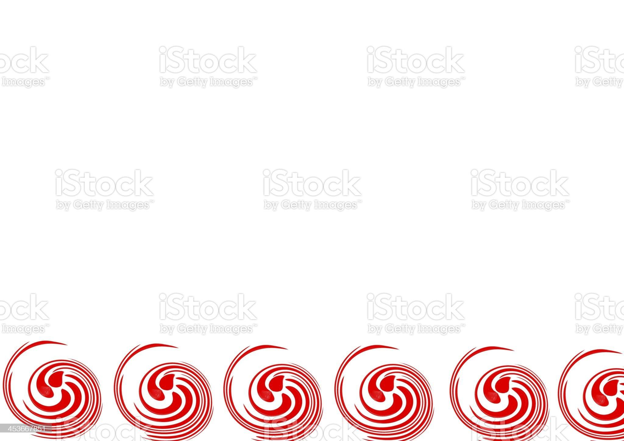 beautiful pattern royalty-free stock vector art