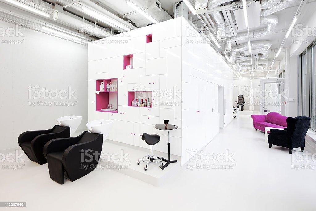 Beauty Salon royalty-free stock vector art