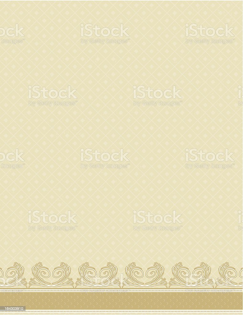 beige antique background royalty-free stock vector art
