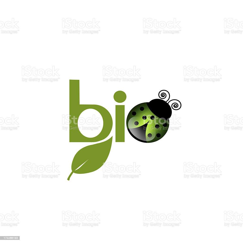 bio symbol royalty-free stock vector art