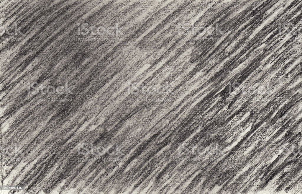 Black pencil drawing background vector art illustration