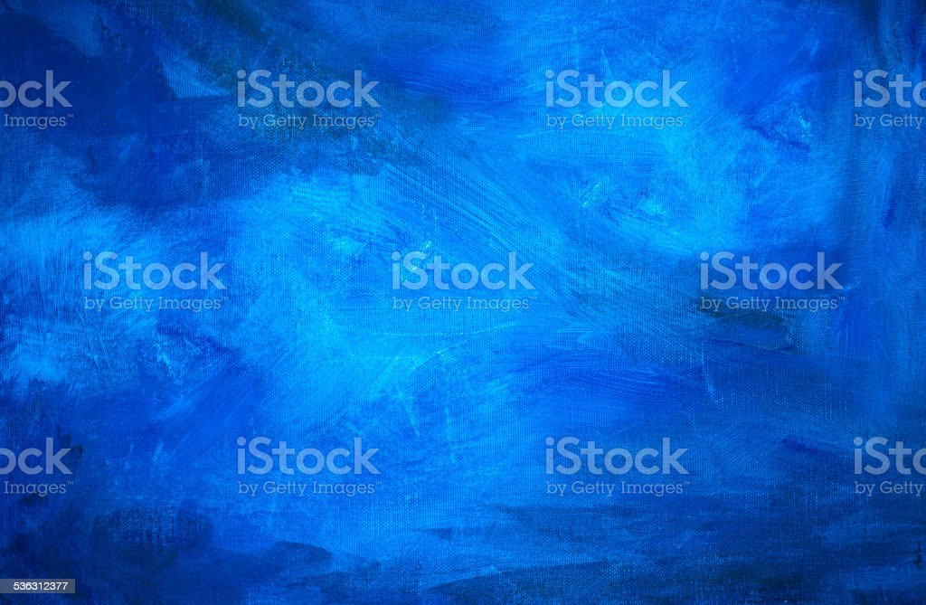 Blue Abstract background vector art illustration