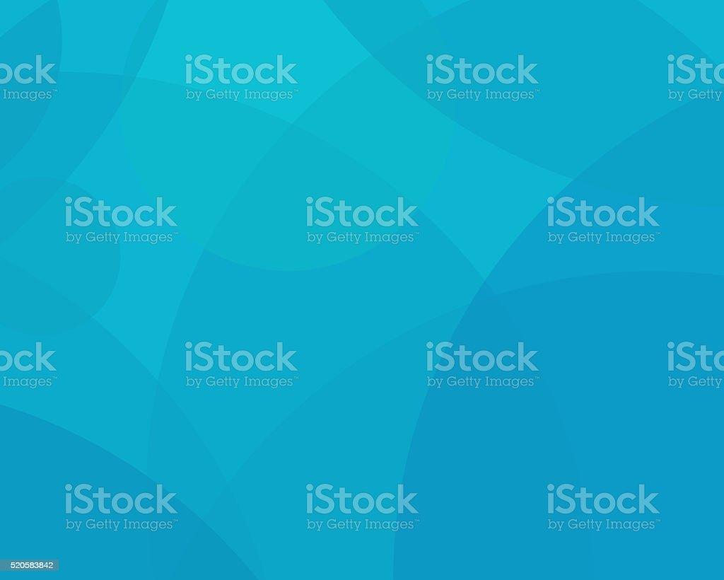 Blue Background Abstract vector art illustration