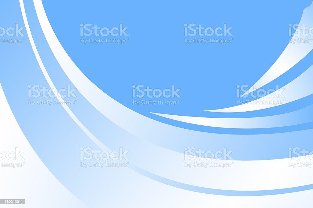 Niebieskie tło stockowa ilustracja wektorowa royalty-free