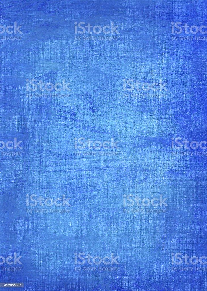 Blue grunge background vector art illustration