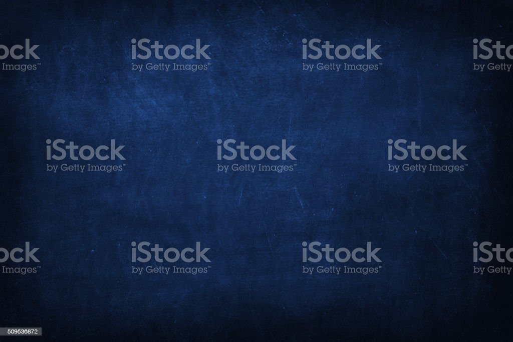 blue grunge chalkboard vector art illustration