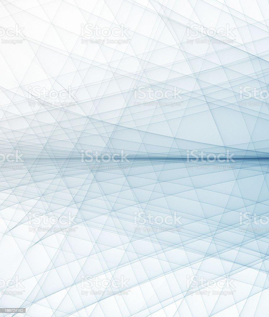 blue line background vector art illustration
