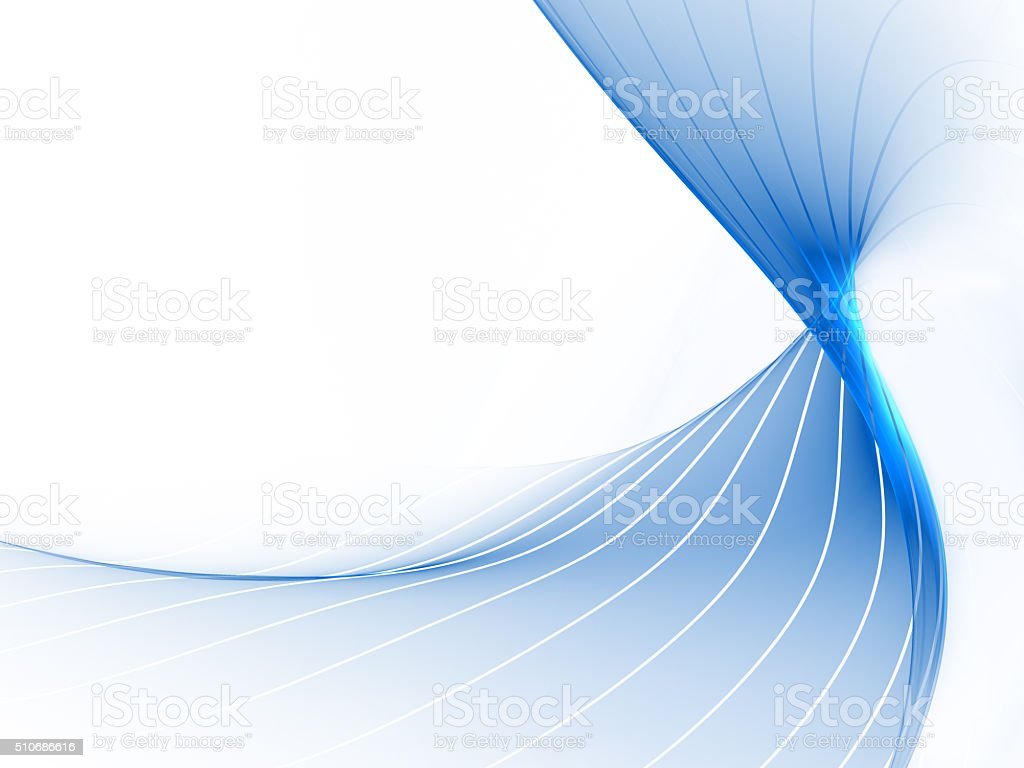 Blue Modern Abstract Background stock photo