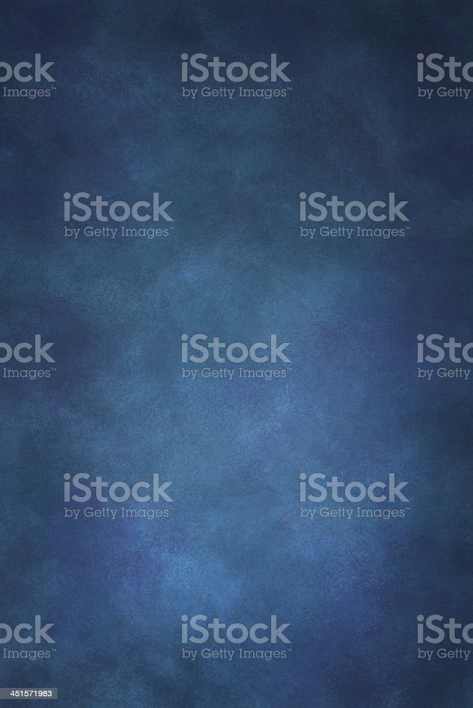 Blue Painted Background vector art illustration