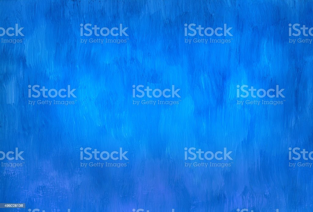 blue painted background vector art illustration