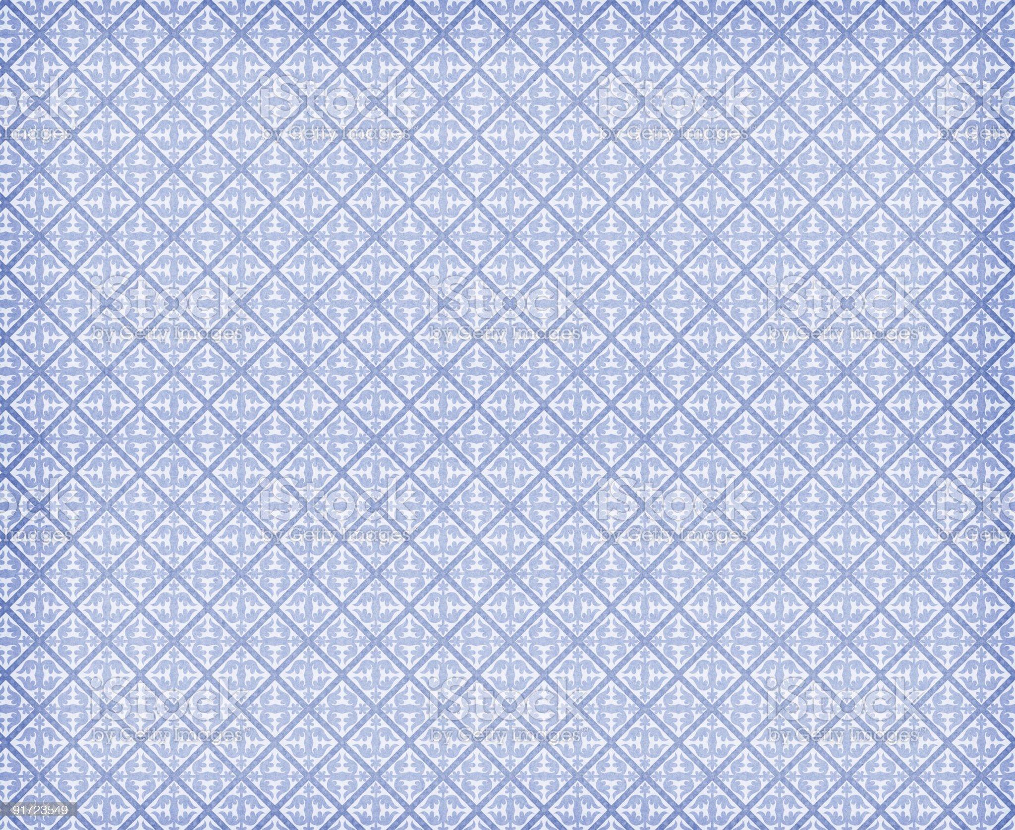 blue wallpaper royalty-free stock vector art