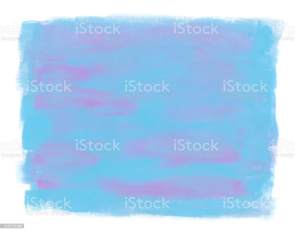 Blue with pink streaks background vector art illustration