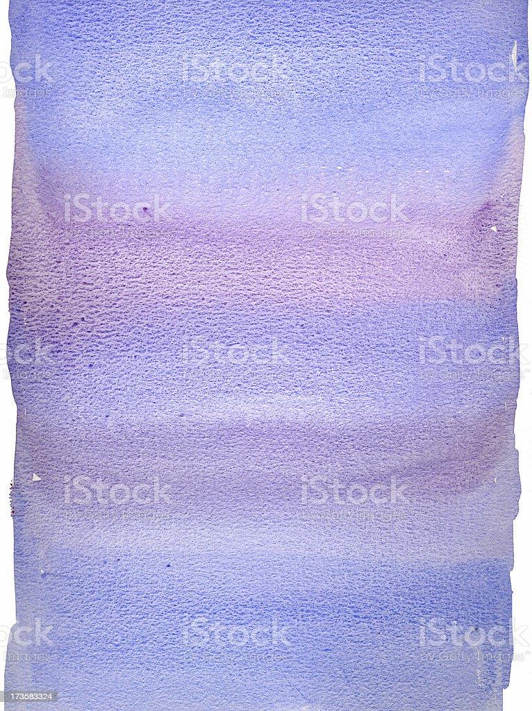 Blue/purple wash. royalty-free stock vector art
