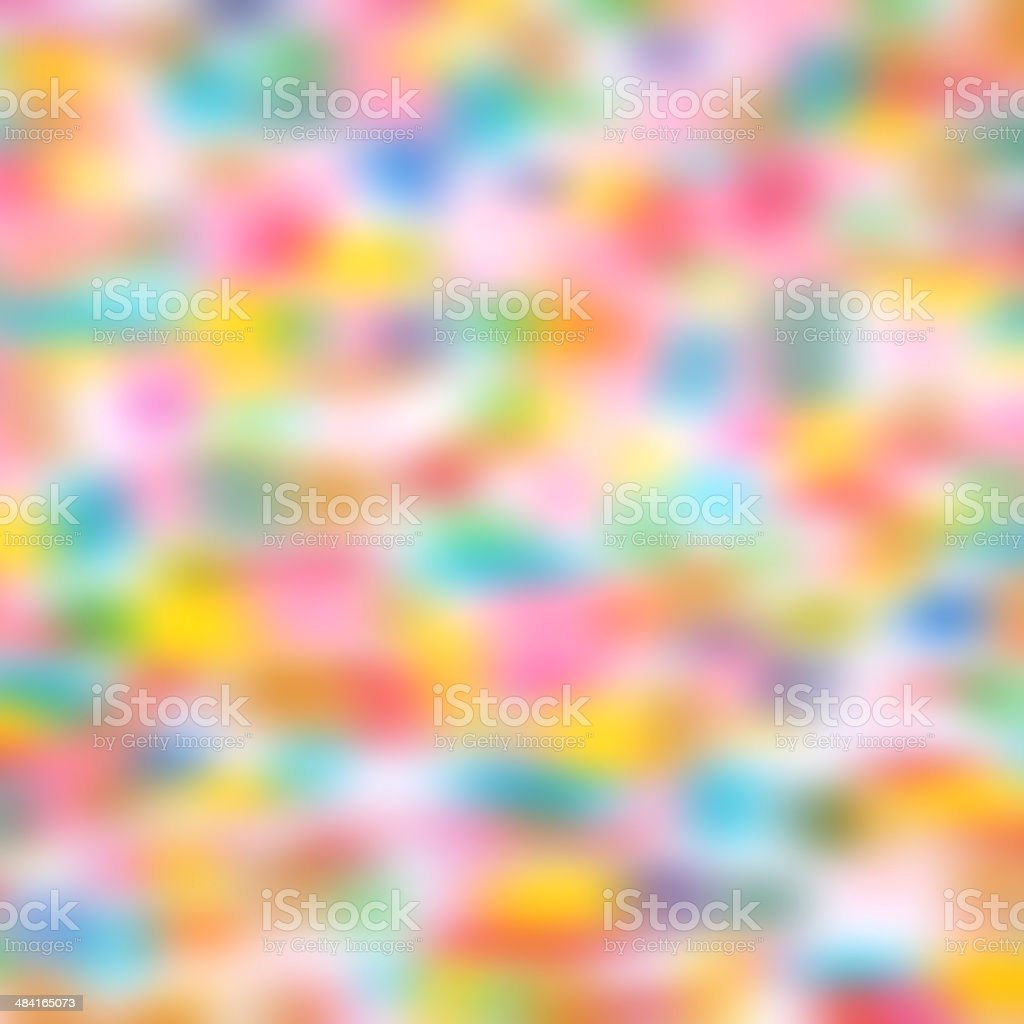 Blur, background and colorful Image Abstract vector art illustration