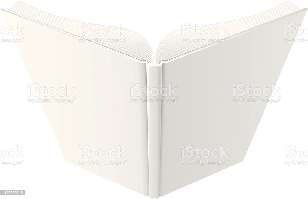 Book cover royalty-free stock vector art