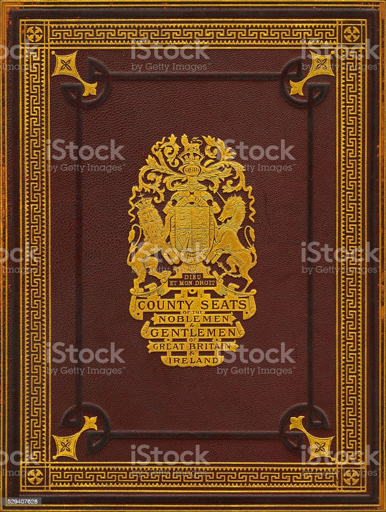 book cover vector art illustration