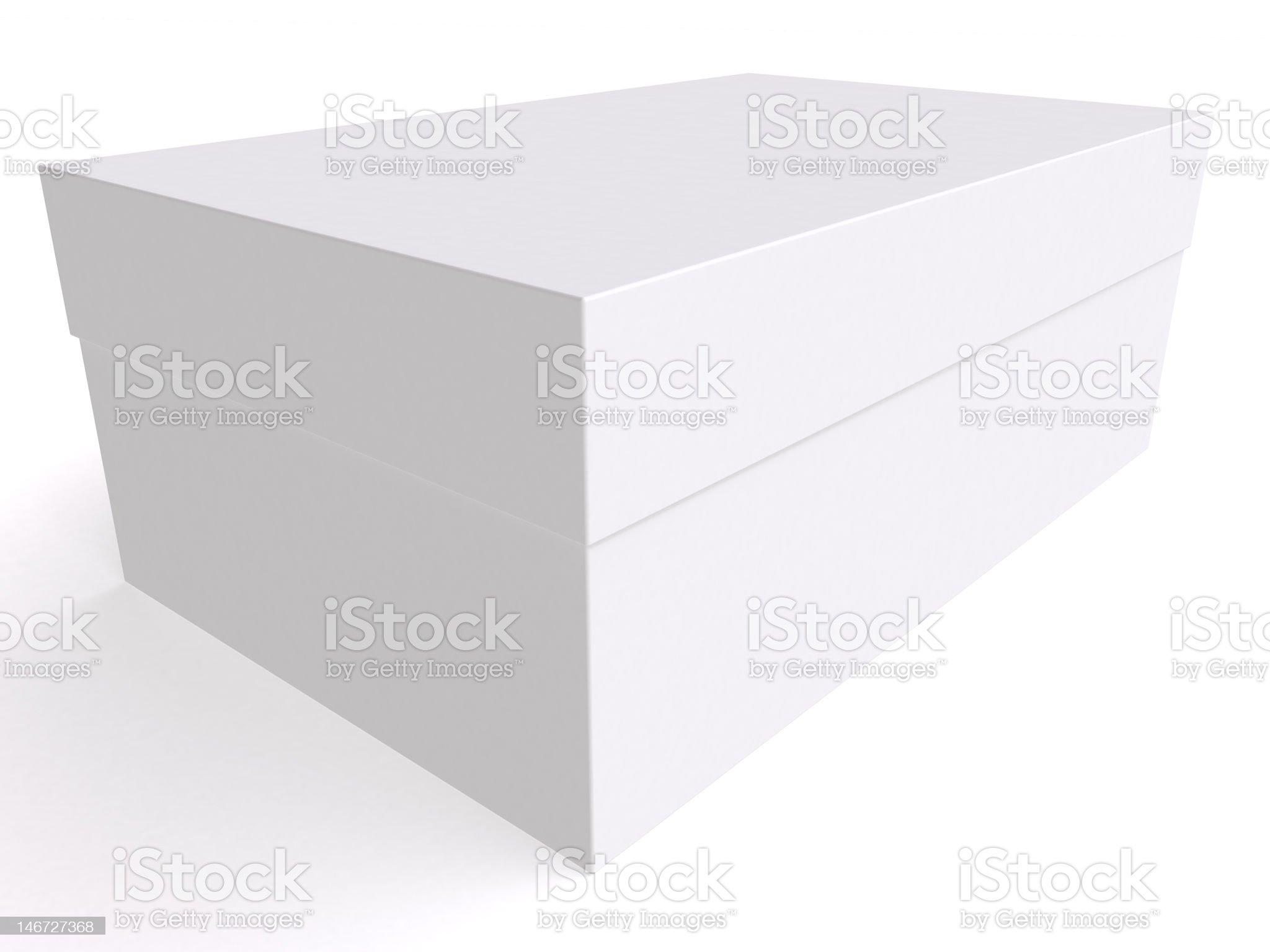 box royalty-free stock vector art
