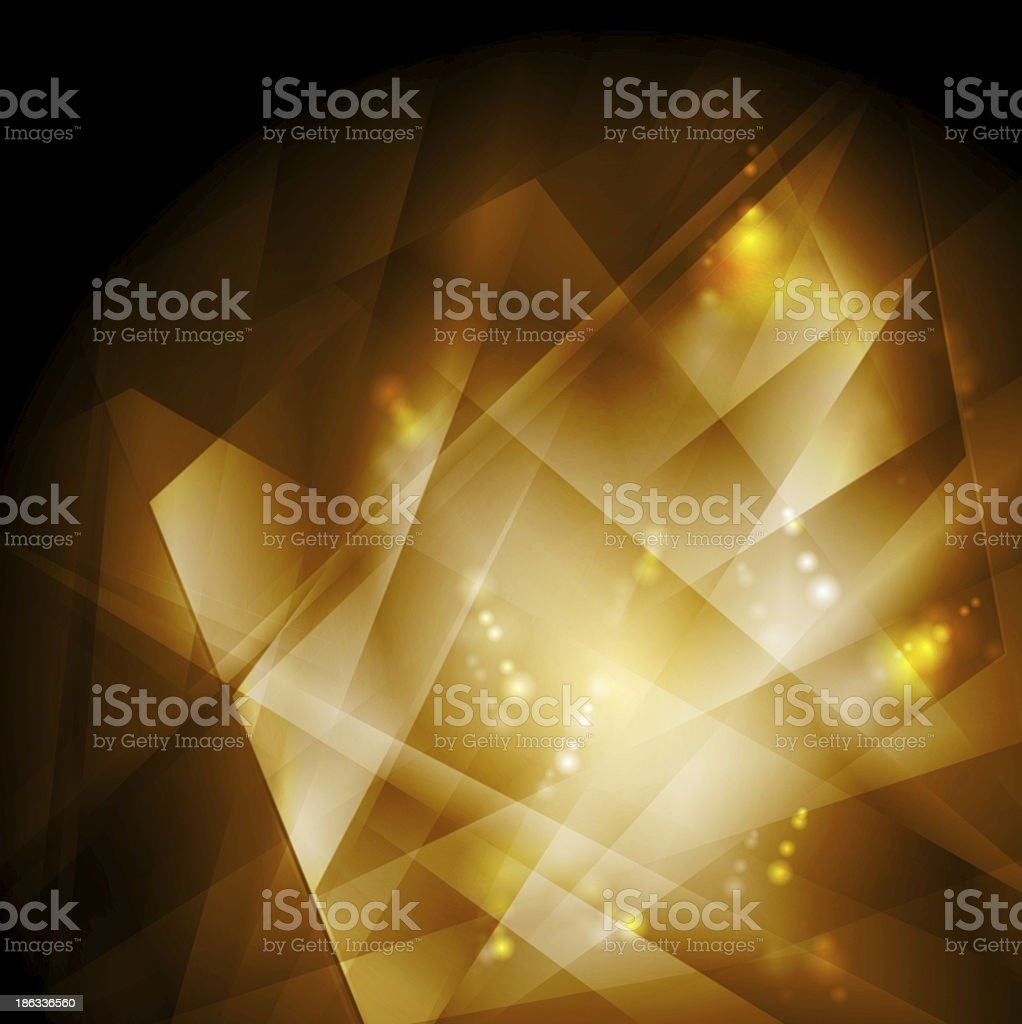 Bright shiny design royalty-free stock vector art