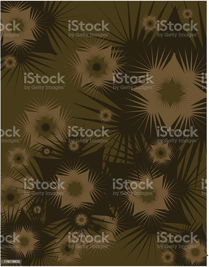 brown abstract background royalty-free stock vector art