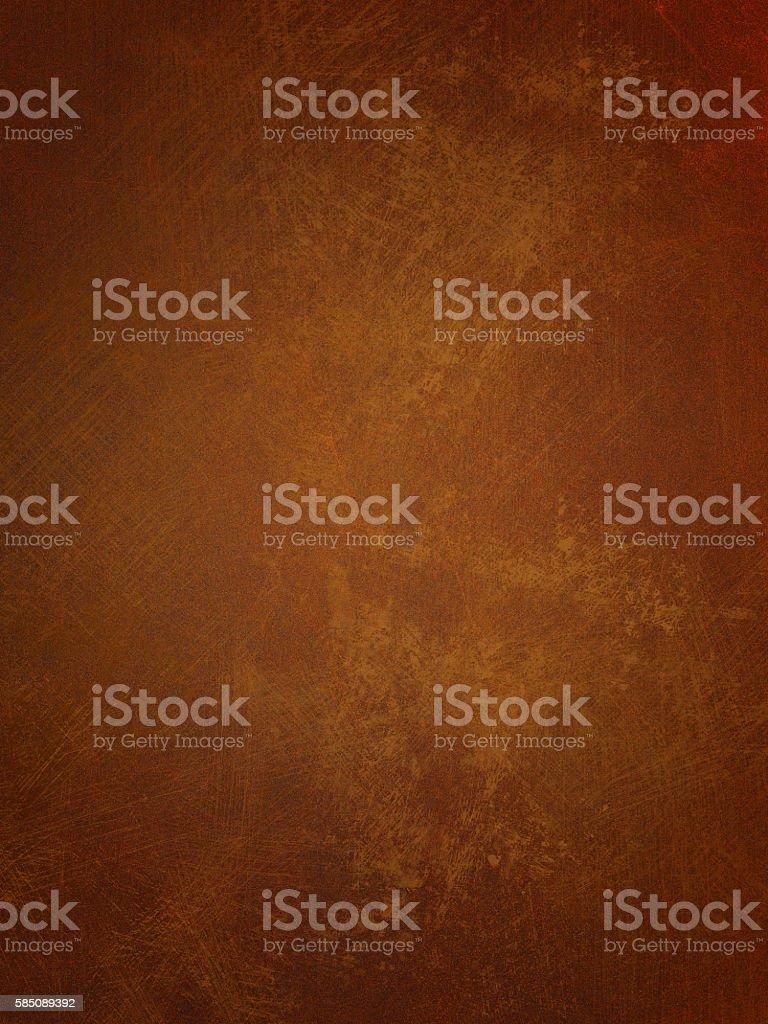 Brown Grunge Background vector art illustration