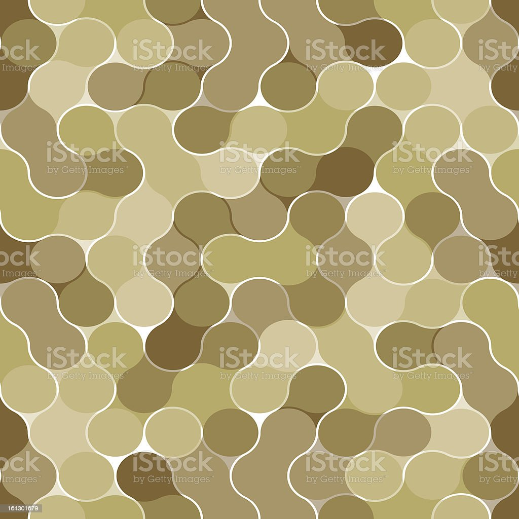 brown pattern royalty-free stock vector art