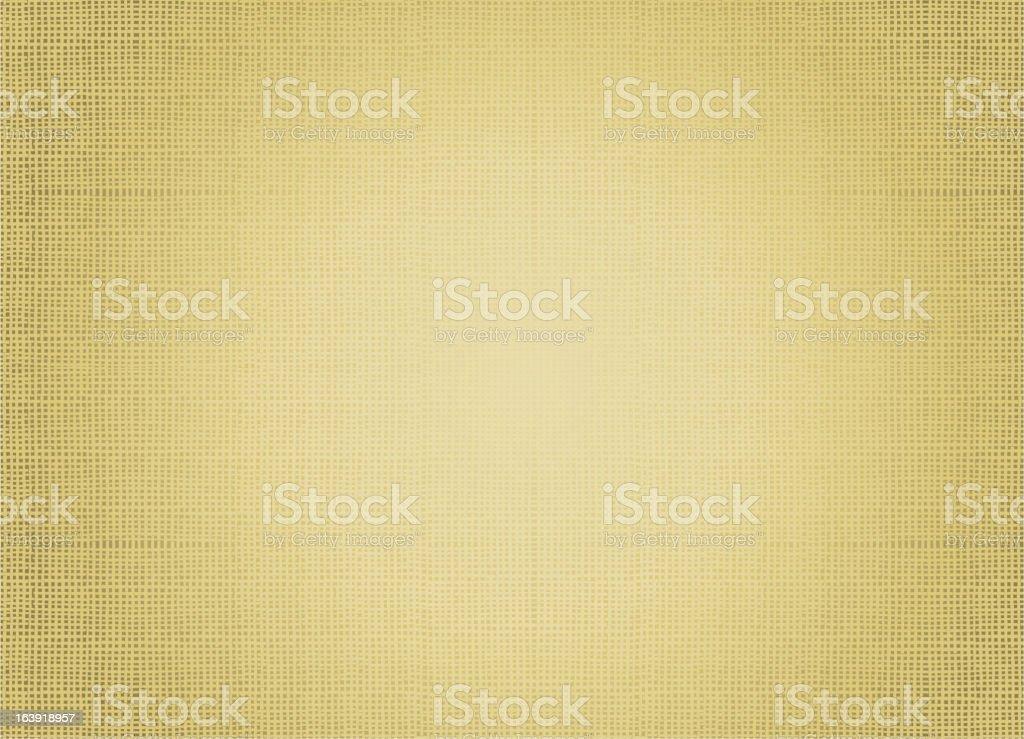 Burlap background or seamless pattern. vector art illustration