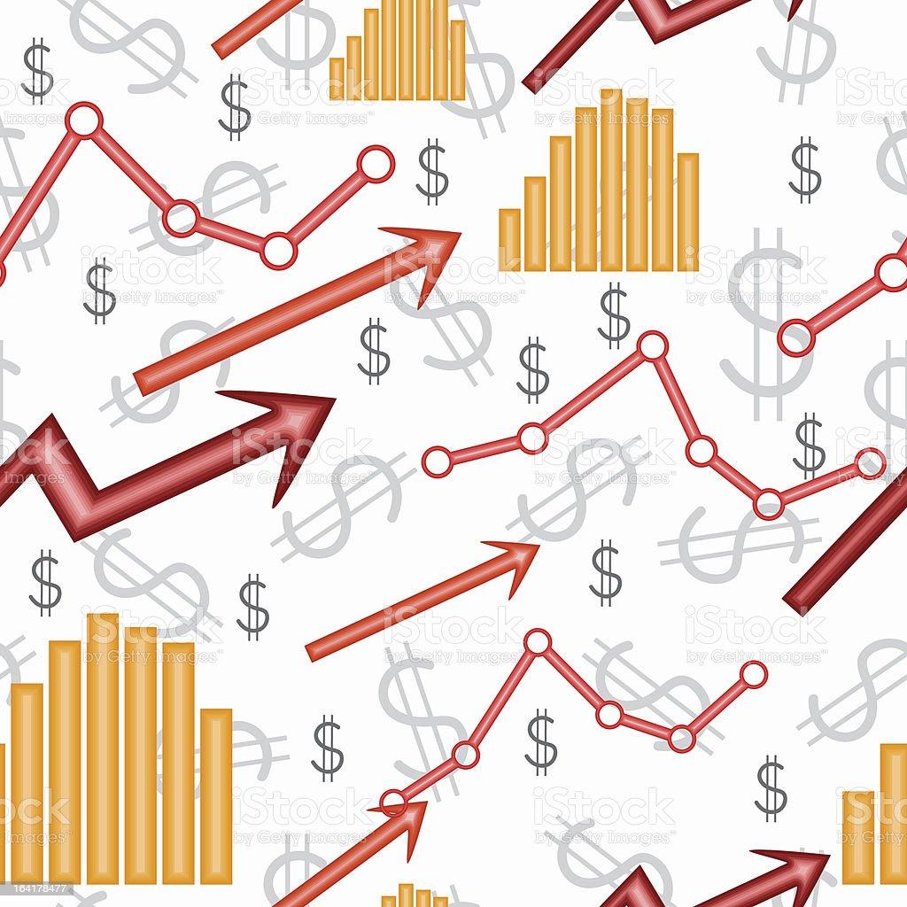 Business diagram royalty-free stock vector art