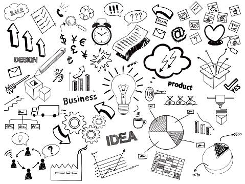 Symbols Of Leadership Drawings Clip Art Vector Images