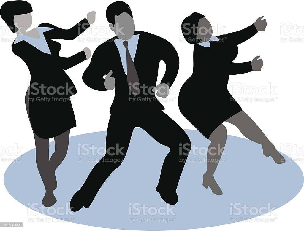 Business success royalty-free stock vector art