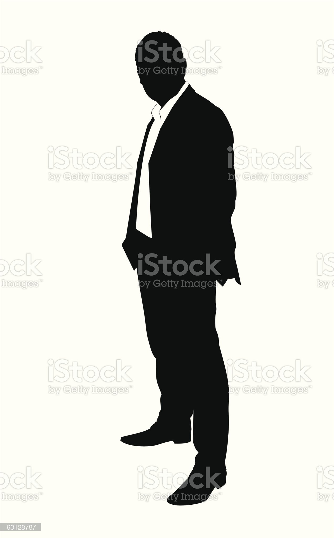 businessmen royalty-free stock vector art