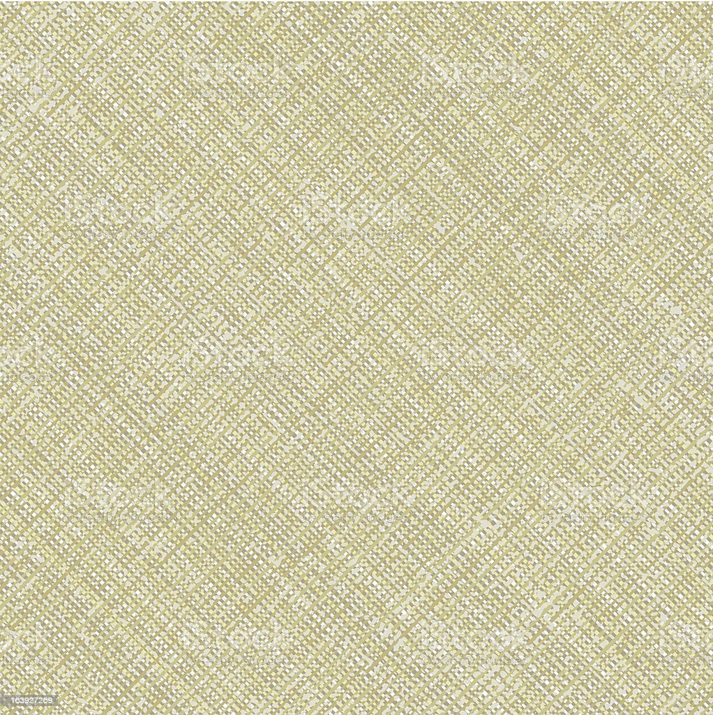 Canvas texture diagonal pattern royalty-free stock vector art