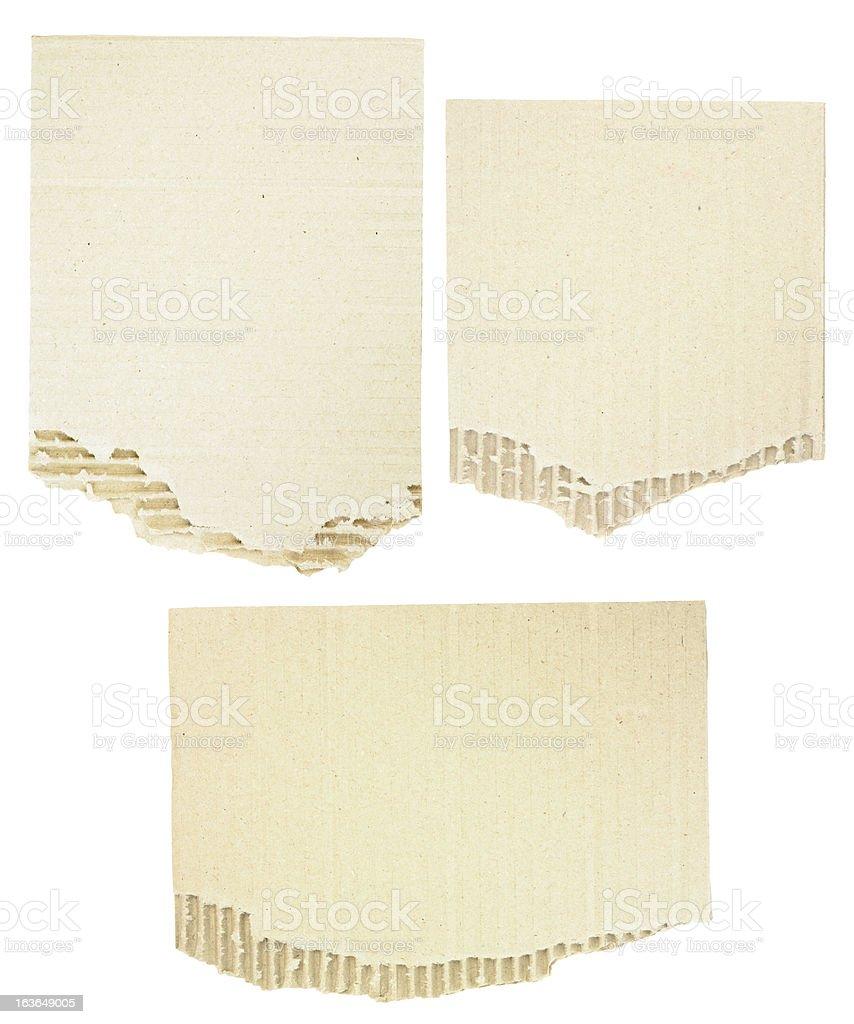 cardboard royalty-free stock vector art