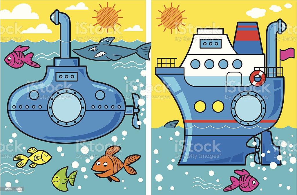подводная лодка пина