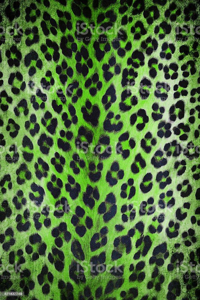 cheetah pattern vector art illustration