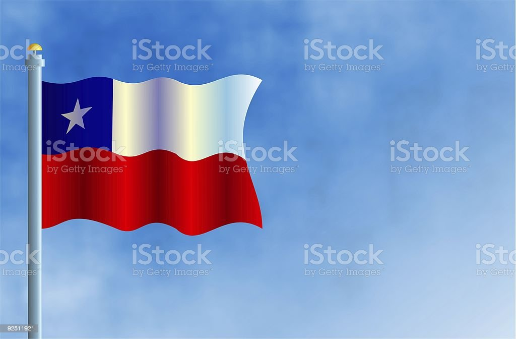 Chile royalty-free stock vector art