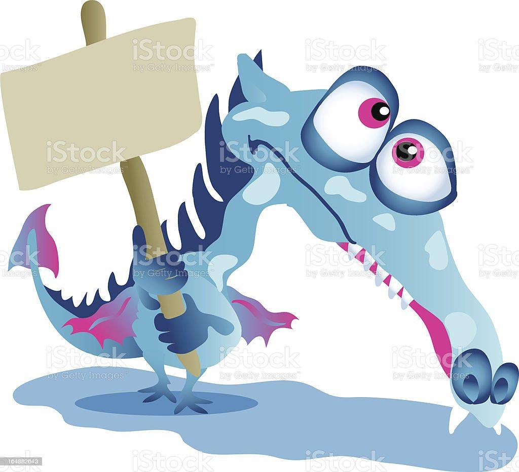 chinese zodiac - dragon royalty-free stock vector art