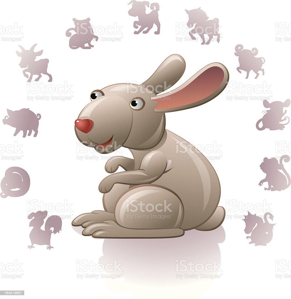 Годы кролика по восточному календарю