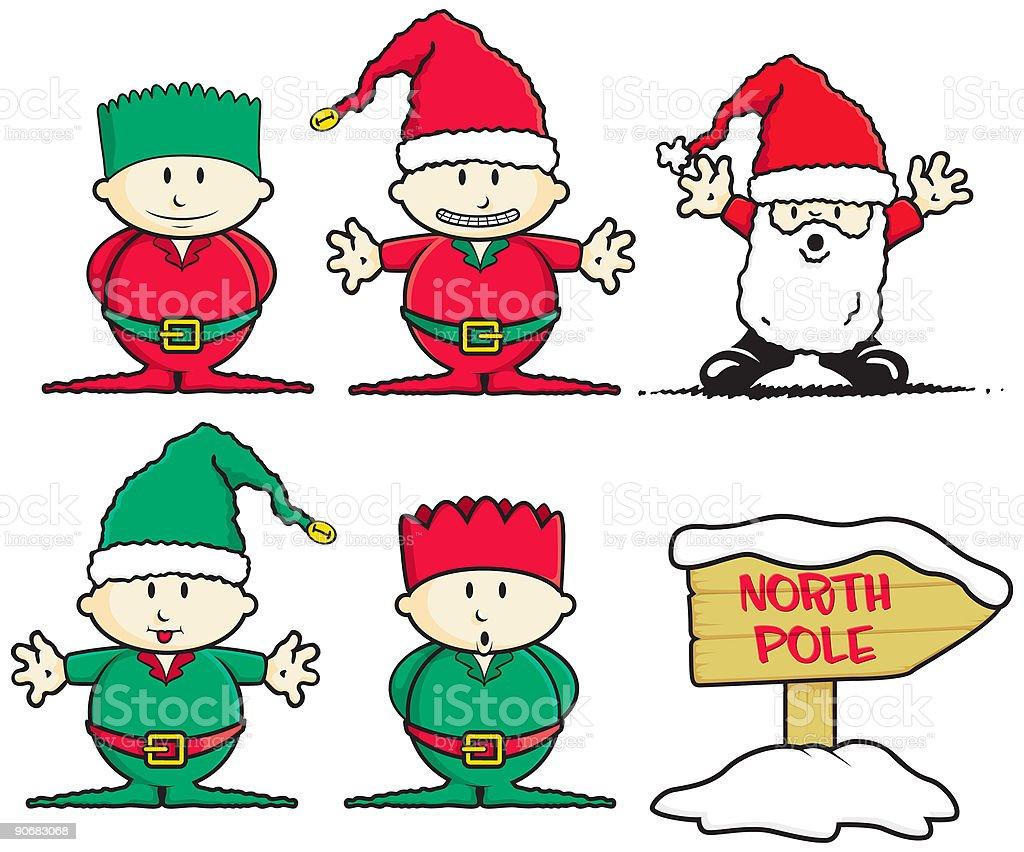 Christmas 03 (vector & jpg) royalty-free stock vector art