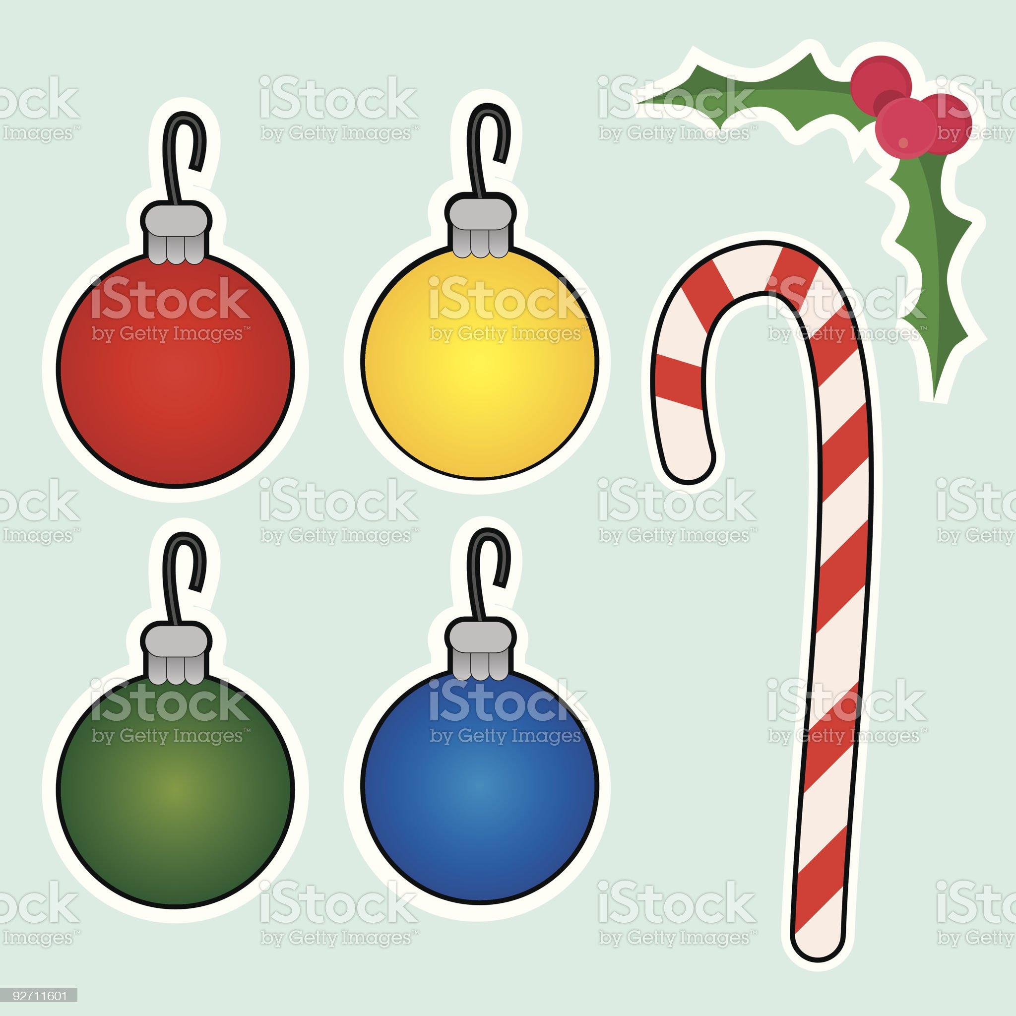 Christmas art royalty-free stock vector art