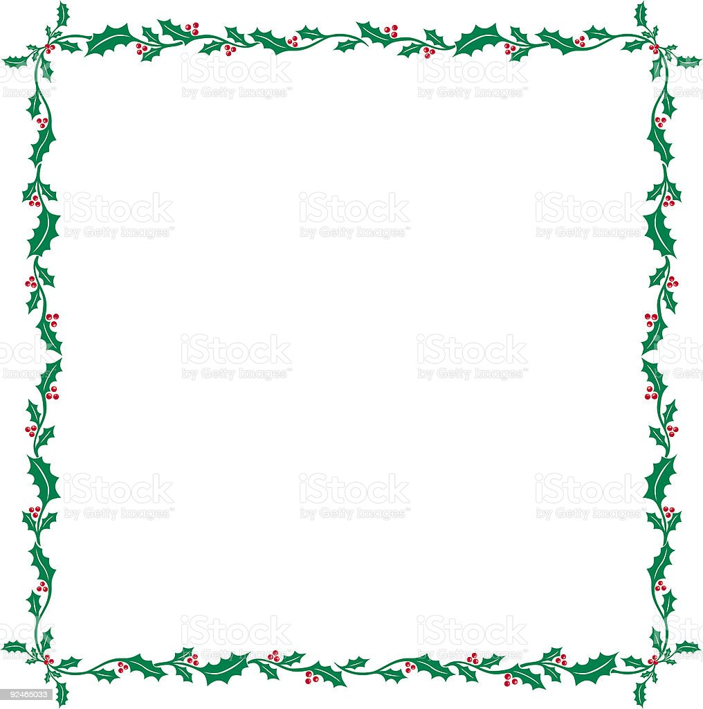 Christmas Elements 08 (vector & jpg) royalty-free stock vector art