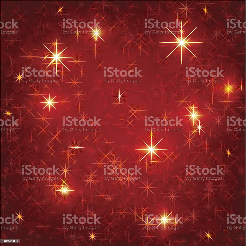 Christmas magic royalty-free stock vector art