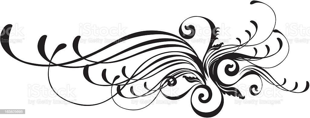 classic vector ornament royalty-free stock vector art