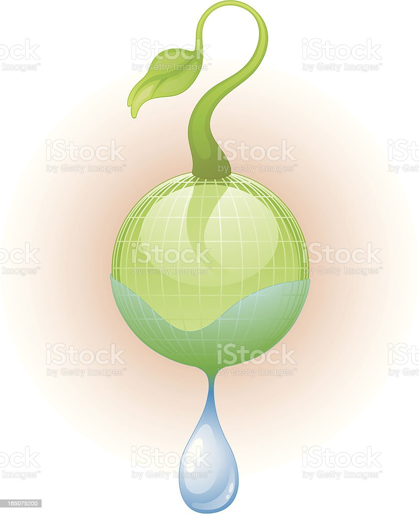 Climate Change royalty-free stock vector art