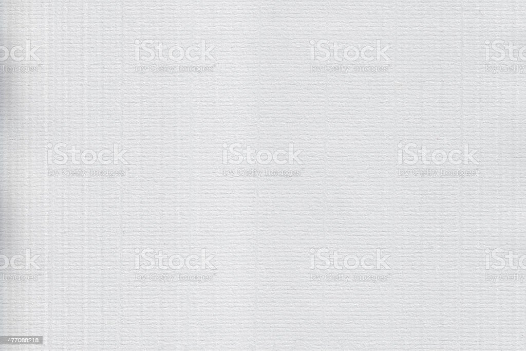 Close up of white art paper ideal for graphics backgrounds vector art illustration